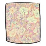 Lovely Floral 36B Backpack