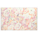 Lovely Floral 36B Fabric