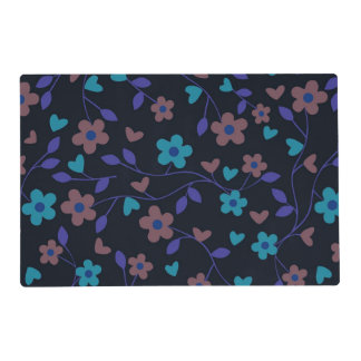 lovely floral 415D (I) Placemat