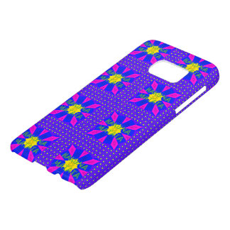 Lovely Floral Mandala Beautiful Amazing Design Samsung Galaxy S7 Case