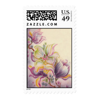 Lovely Flowers Postage