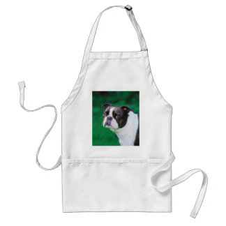 Lovely French Bulldog 53 Adult Apron