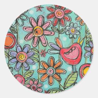 Lovely Garden Sweet Sticker