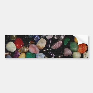 Lovely Gems Car Bumper Sticker