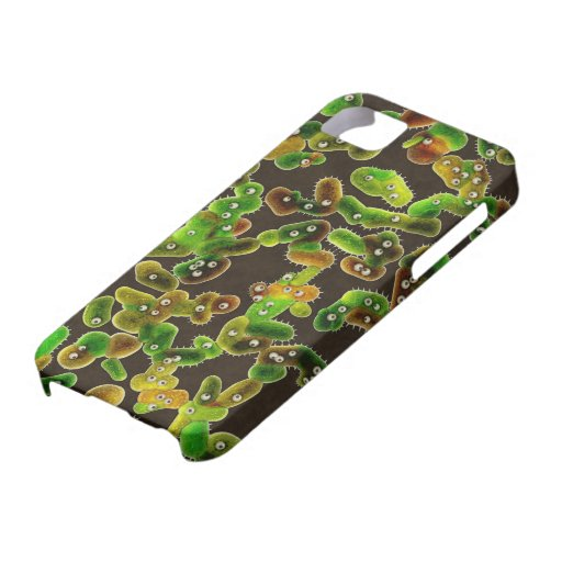 Lovely Germs - iPhone 5 Case