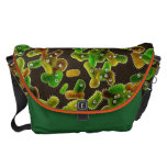 Lovely Germs - Messenger Bags