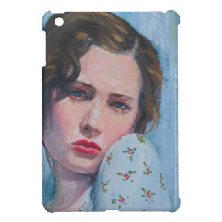 lovely girl iPad mini cases