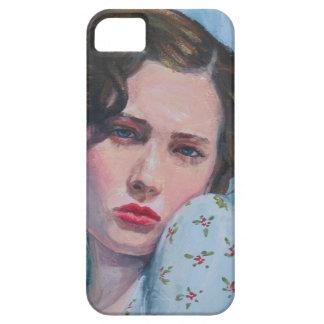 lovely girl iPhone SE/5/5s case
