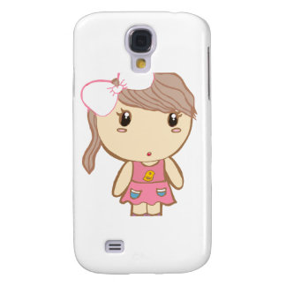 lovely girl samsung galaxy s4 cover