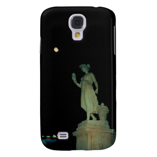 Lovely Girl Statue Galaxy S4 Case
