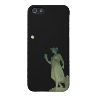 Lovely Girl Statue iPhone 5 Cover