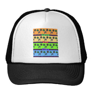 Lovely Girly Hakuna Matata colors Gifts.png Trucker Hat