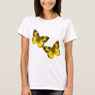 Lovely Golden Butterflies T-Shirt