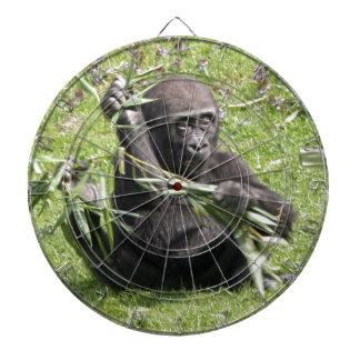 Lovely Gorilla Baby Dartboard With Darts