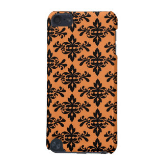 Lovely Halloween Damask iPod Touch (5th Generation) Cases