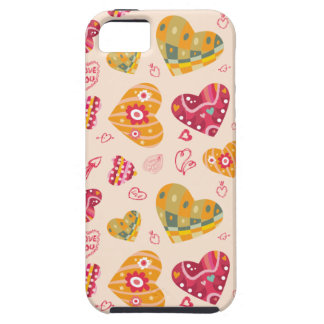 LOVELY HEARTS Case-Mate Vibe iPhone 5 Case