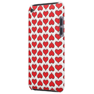 Lovely Hearts iPod Touch Cover