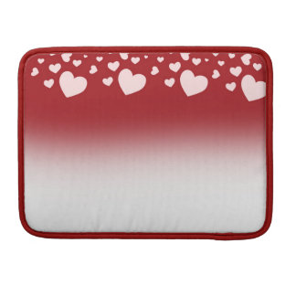 Lovely Hearts - Macbook Pro 13 Sleeve