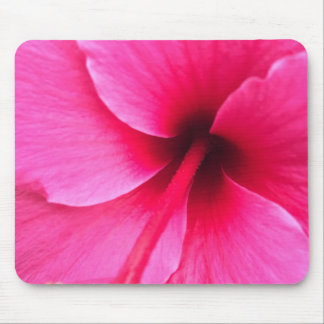 Lovely Hibiscus Mouse Pad