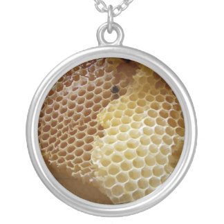 Lovely honey comb necklace