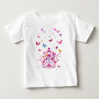 Lovely Infinity Butterfly T Shirt