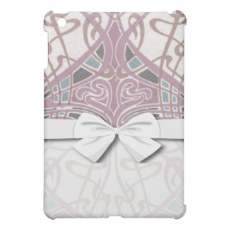 lovely intertwined art nouveau abstract cover for the iPad mini