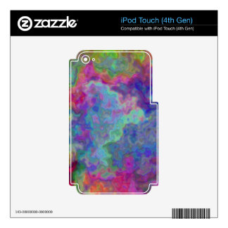 Lovely iPod Touch 4G Decal