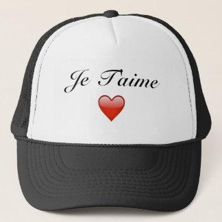 Lovely Je T'aime Hat