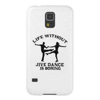 Lovely Jive dance DESIGNS Galaxy S5 Case