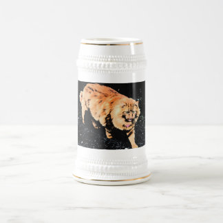 LOVELY KITTY BEER STEIN
