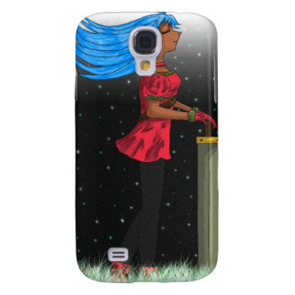 Lovely Knight Galaxy S4 Case