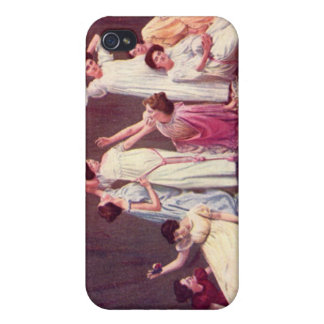 """""""Lovely Ladies Relaxing"""" Speck Case"""