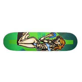Lovely Lady Custom Skate Board
