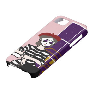 Lovely Lady Mime iPhone SE/5/5s Case