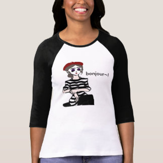 Lovely Lady Mime T-Shirt