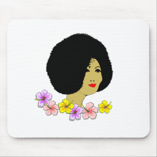 Lovely Lady Mouse Pad