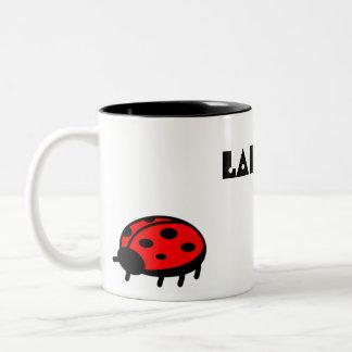 Lovely Ladybug Coffee Mug