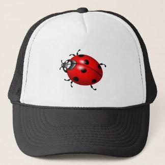 Lovely ladybug design products trucker hat