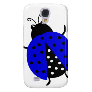 Lovely Ladybug iPhone 3 G Case Galaxy S4 Cover