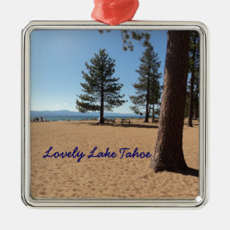 Lovely Lake Tahoe Ornament