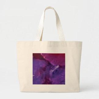 lovely lavender large tote bag