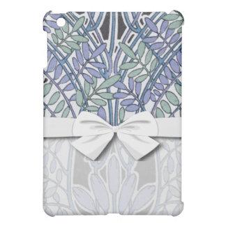 lovely lavender pastel art nouveau vintage floral cover for the iPad mini
