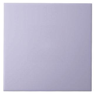 Lovely Lavender Purple Color Trend Blank Template Tile