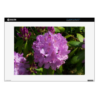 Lovely Lavender Rhododendron Laptop Skin