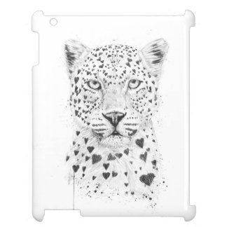 Lovely leopard cover for the iPad