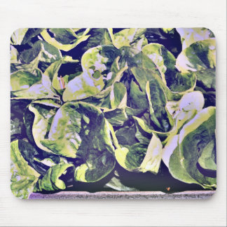Lovely Lettuce Mouse Pad