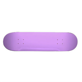 Lovely Lilac Skateboard