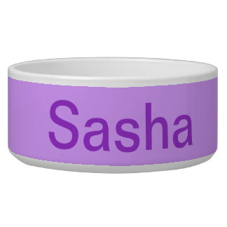 Lovely Lilac Solid Color Bowl
