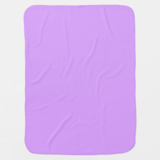 Lovely Lilac Swaddle Blanket