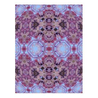 Lovely Lilacs Postcard